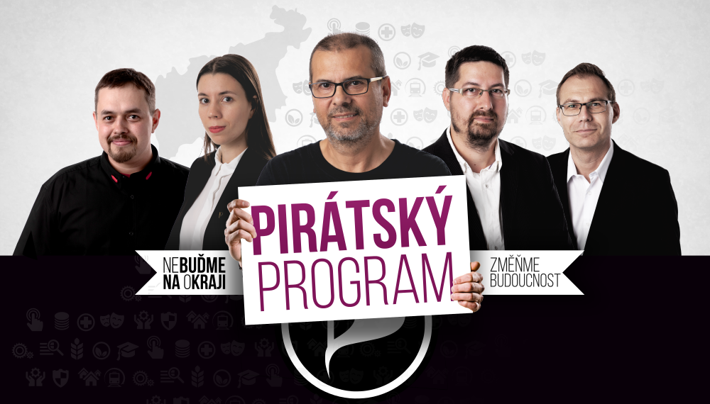 ÚSTECKÝ KRAJ NAKONCI TUNELU. Piráti mají jasné programové priority