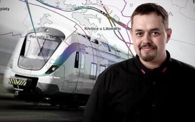 Jiří Baudis: Vysokorychlostní trať ano. Ale ne nazákladě současných návrhů